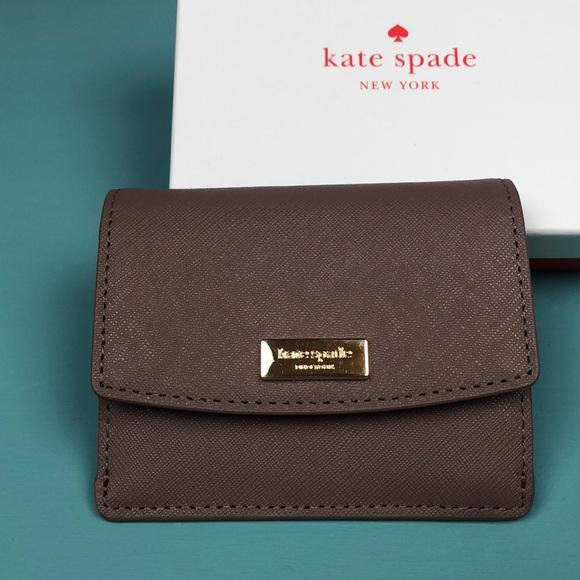 305ed42e0ab3 NEW! Kate Spade Petty Dusk City SC Wallet NWT
